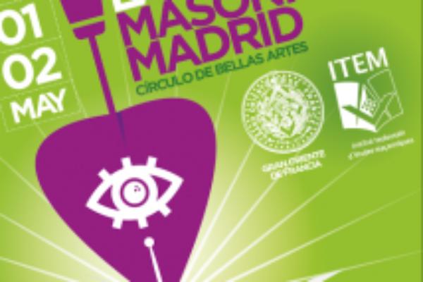 1er Salón del Libro y de la Cultura Masónica en España